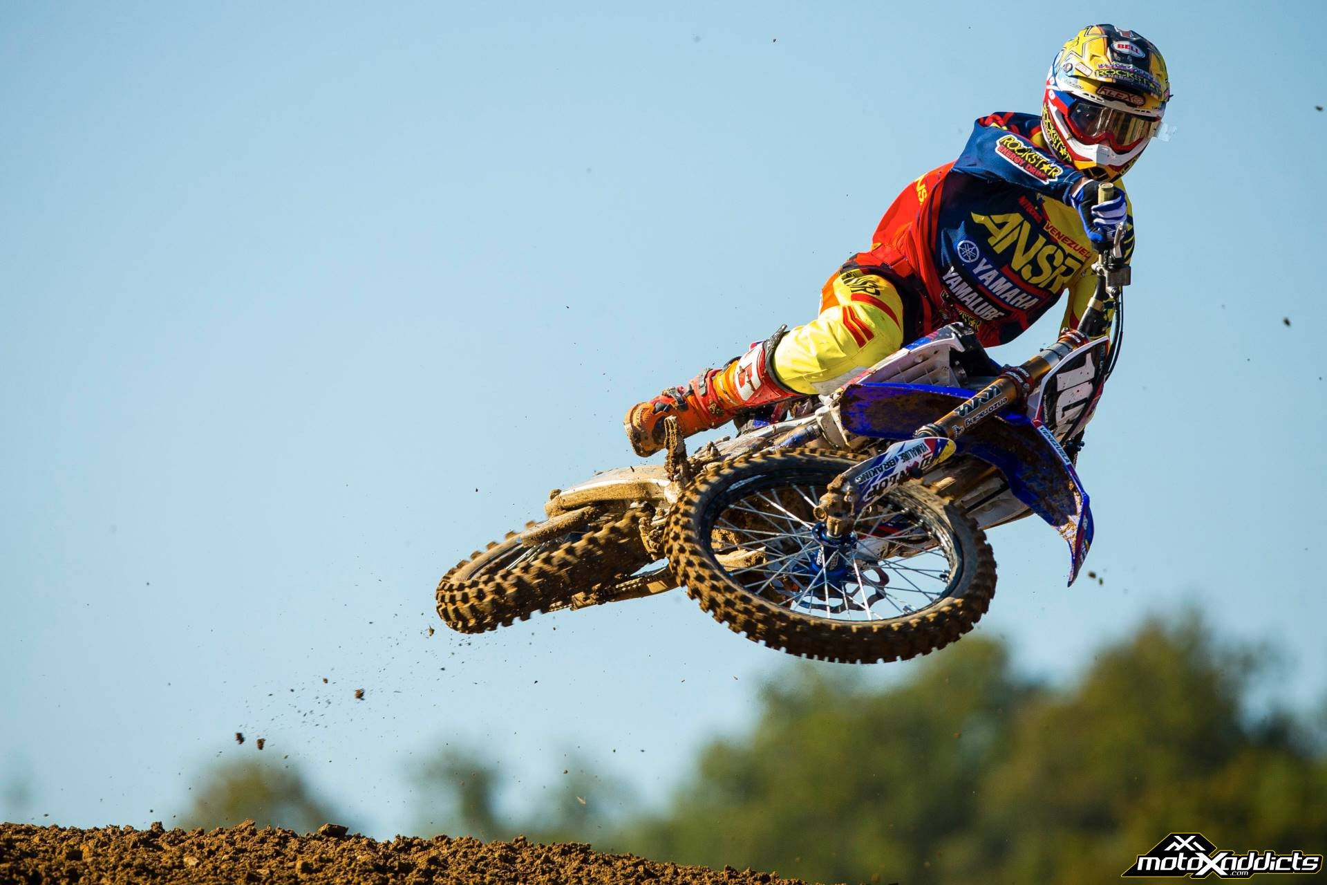 2015 MXoN - Anthony Rodriguez