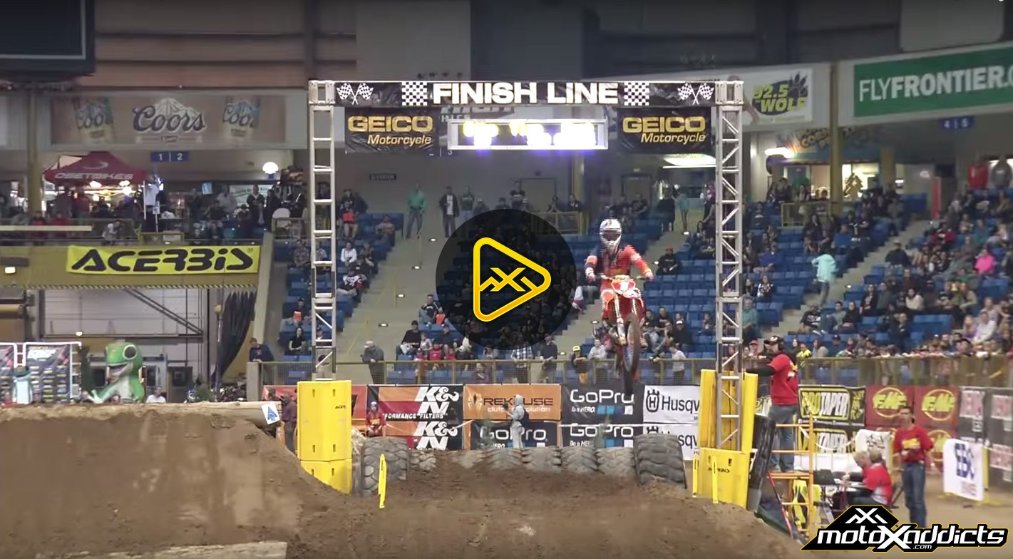2015 Denver Endurocross Hot Laps