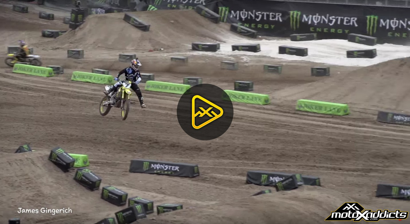 2015 Monster Energy Cup – Press Day Highlights