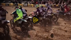 Watch the raw highlights of the 450 A heat race