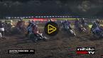Raw highlights of the 250 & 450 Pro Sport heat race