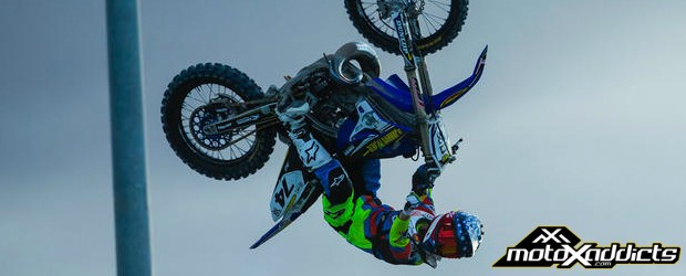 Jarryd McNeil does it all: SX, MX, Biggest Whip & Nitro