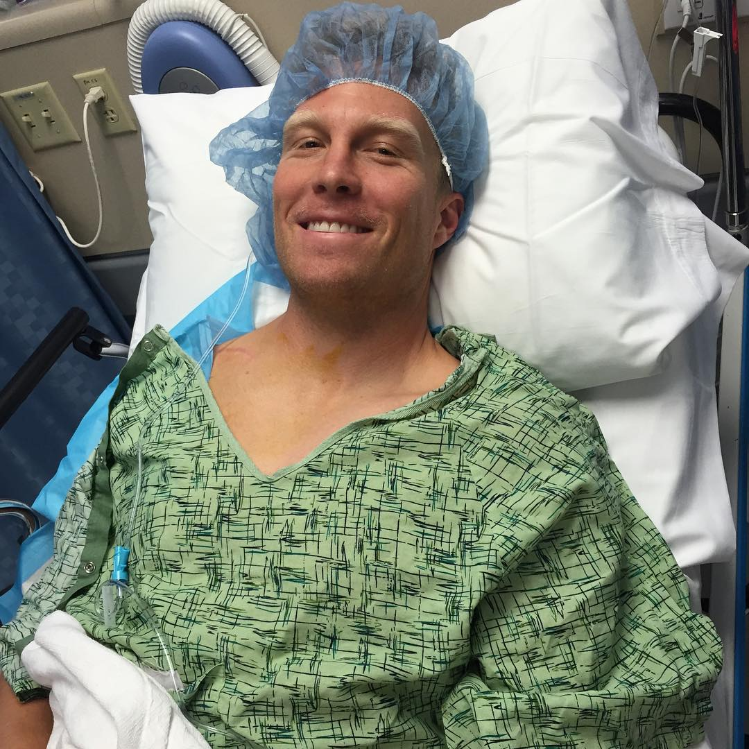 Andrew Short Injured – Surgery Required