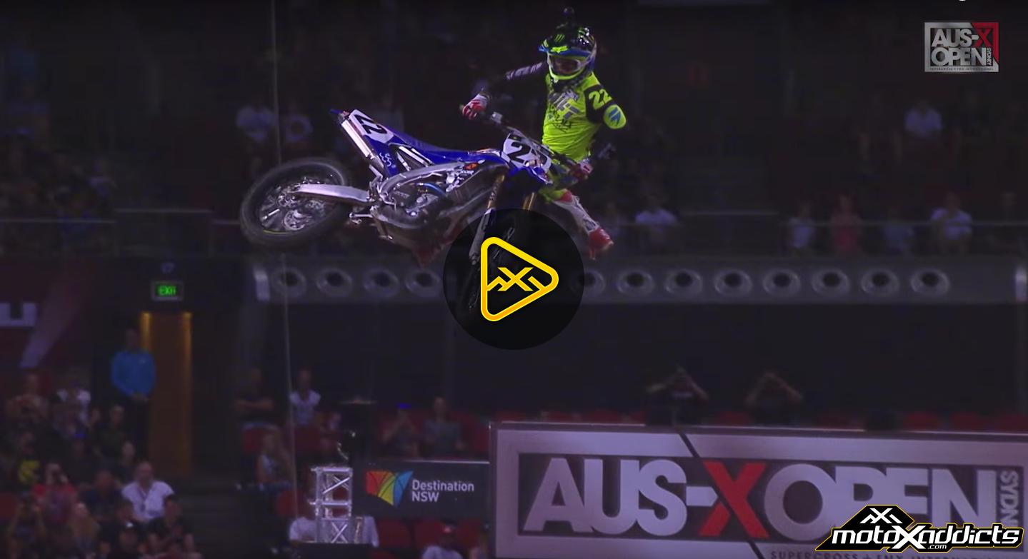 AUS-X OPEN: Official 2015 Highlight Video