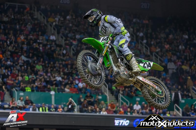 Championship Battle Heats Up for AMSOIL Arenacross Three-Night Visit to Colorado Springs