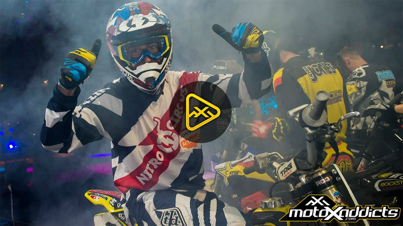 Announcement from Travis Pastrana! Travis Goes All In