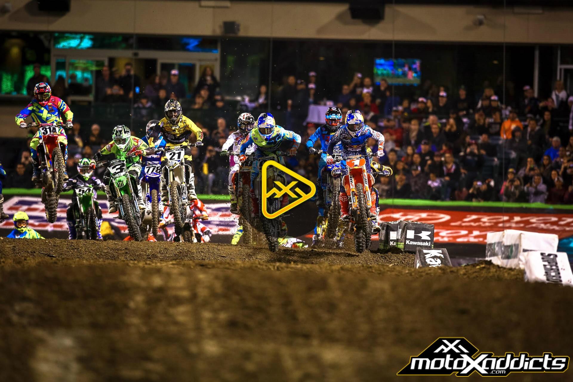 Watch Replay of 2016 Anaheim 2 SX – Full FOX Sports Broadcast