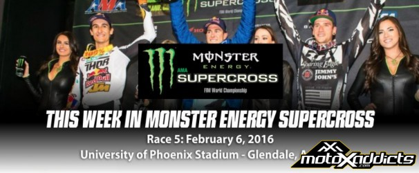 GLENDALE-SUPERCROSS