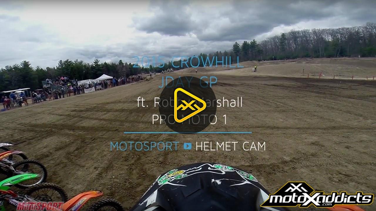 Helmet Cam: Robbie Marshall at Crow Hill