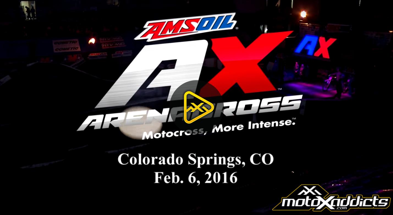 2016 Colorado Springs AX – Night 3 Highlights