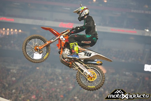 Millsaps and Brayton Get Best Results of 2016 at Glendale SX