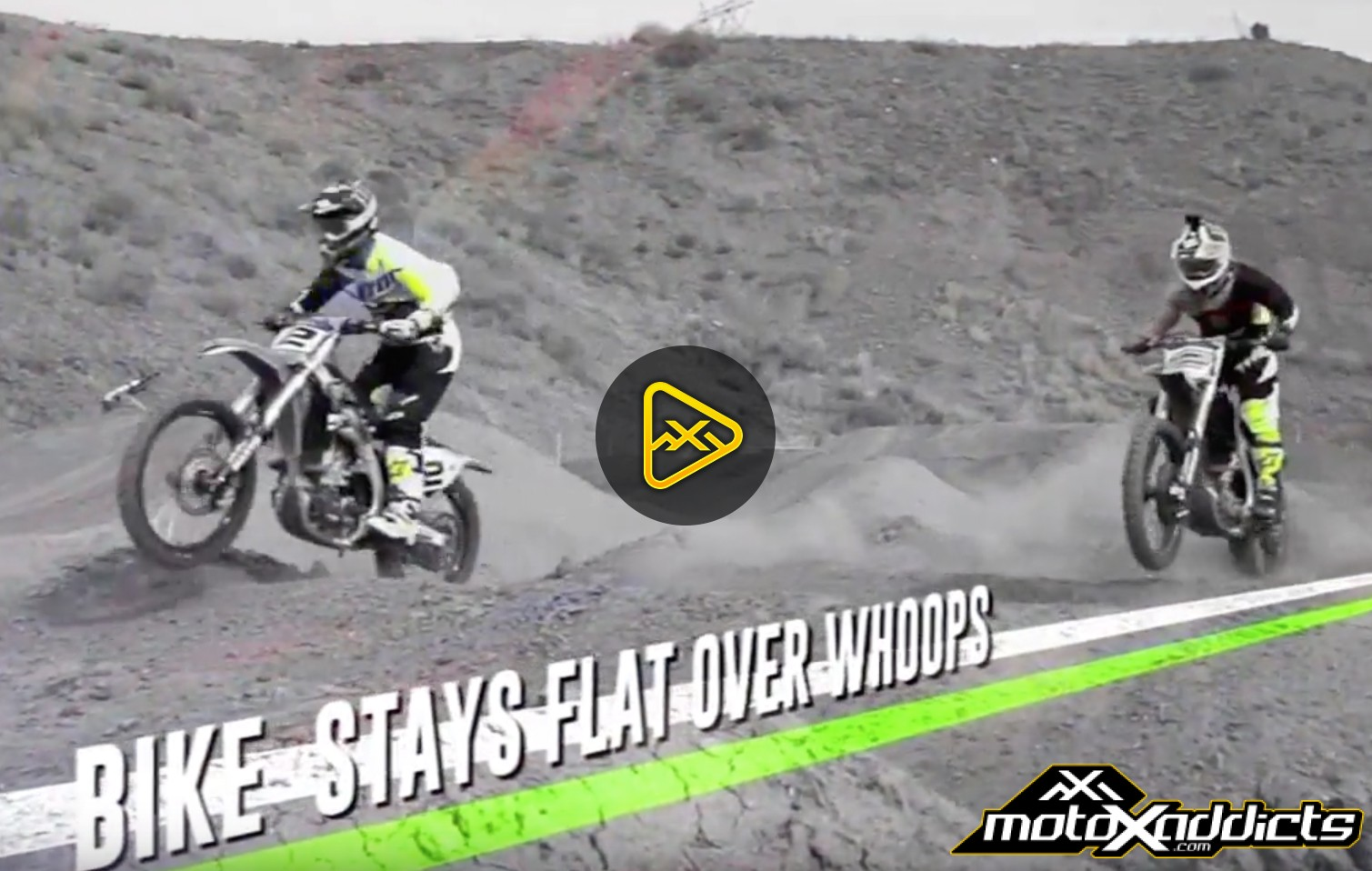 The Science of Supercross: Whoops Ft. McGrath and Villopoto