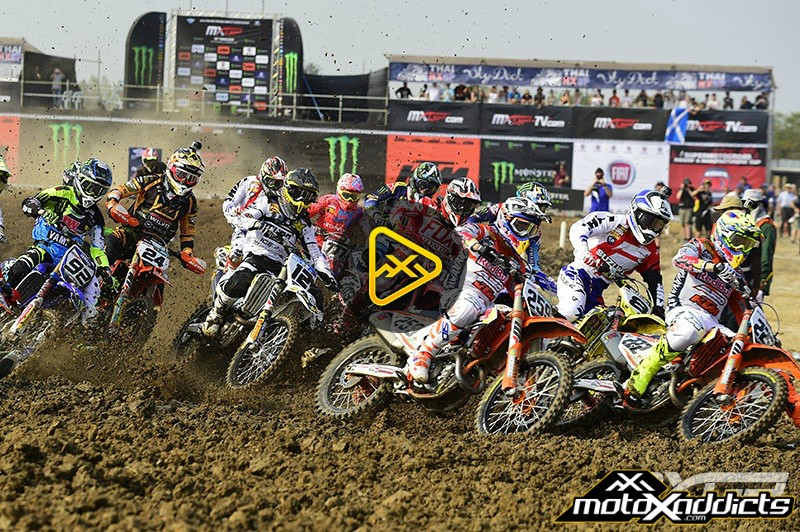 2016 MXGP of Thailand Highlights