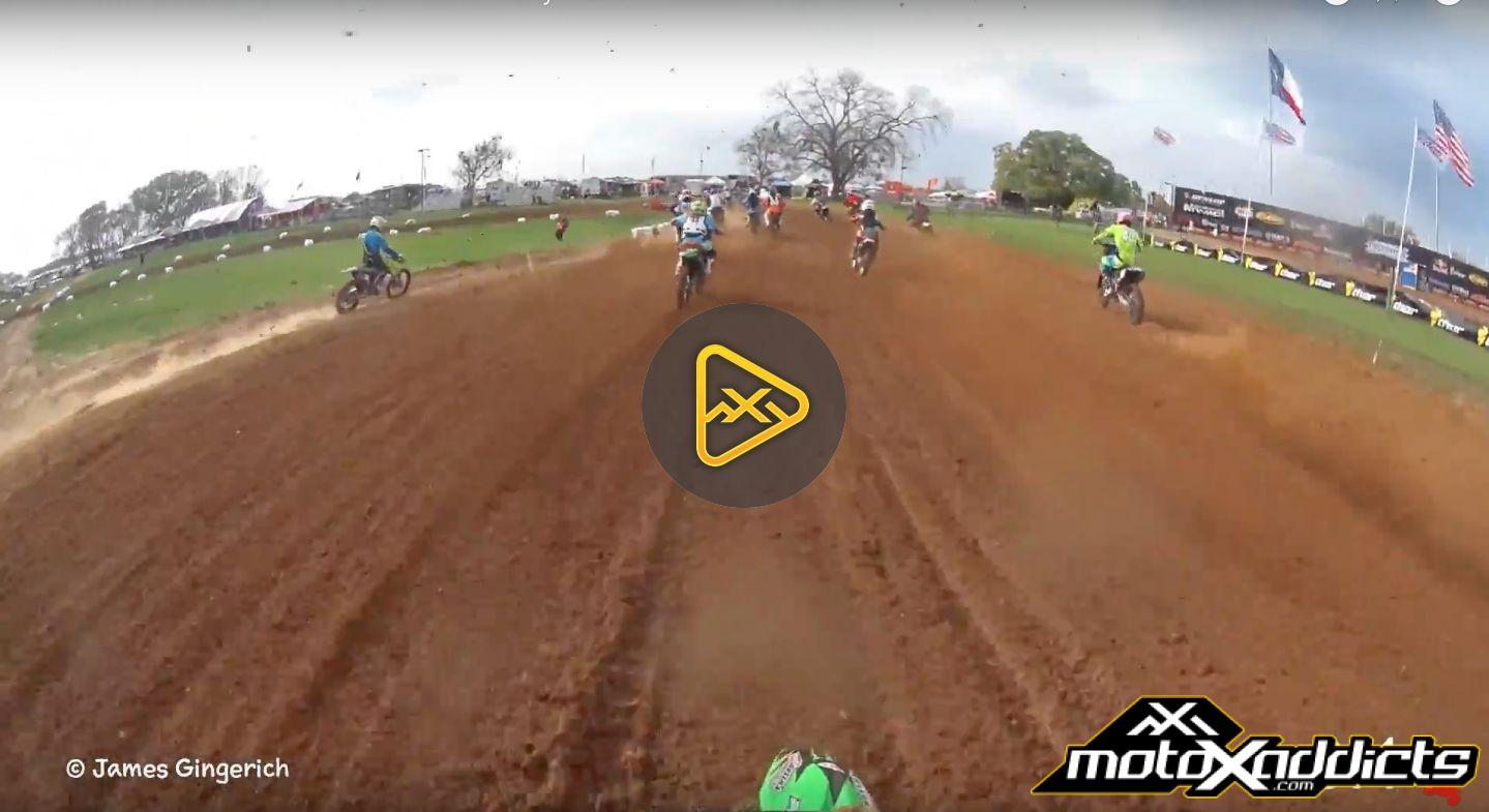 Helmet Cam: Austin Forkner's Last Amateur Race