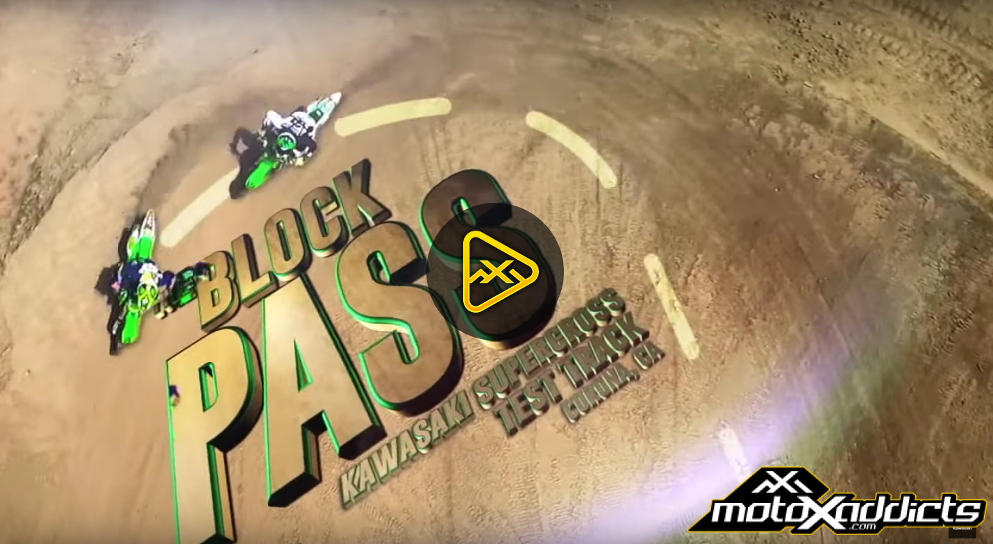 Science of Supercross | Episode 6 – The Block Pass