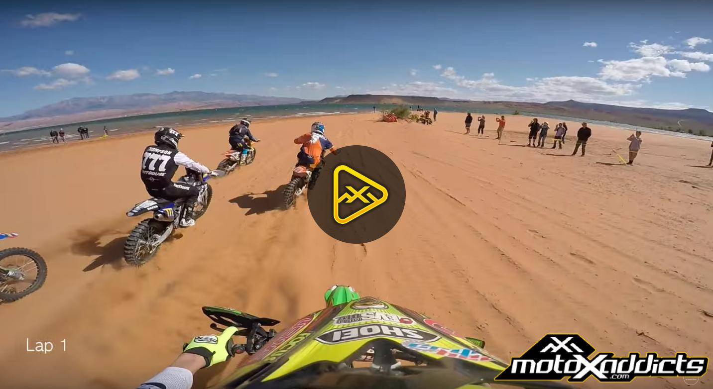 Helmet Cam: ROBBY BELL // WORCS #5 Sand Hollow, Utah