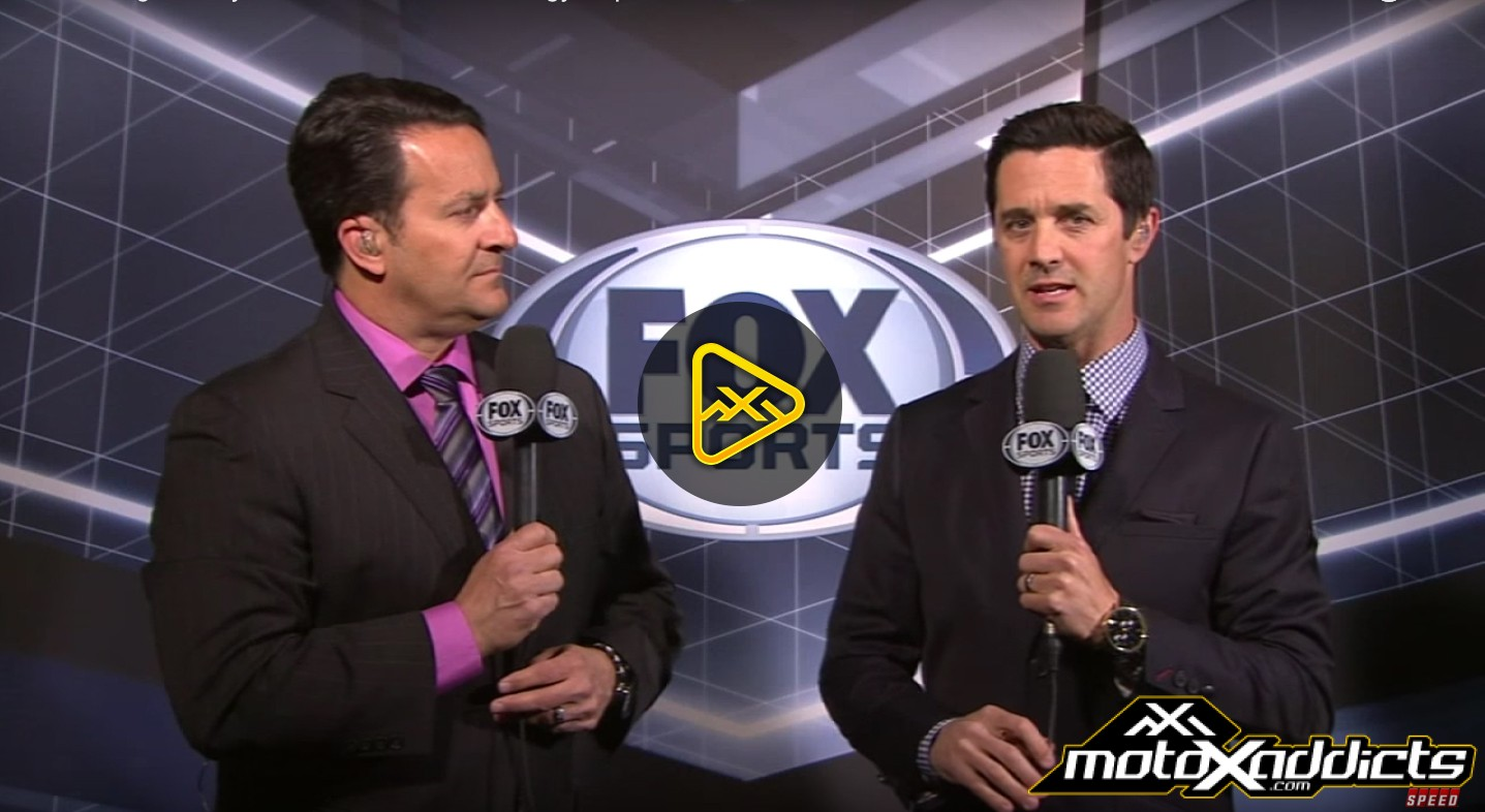 2016 Foxborough SX Analysis