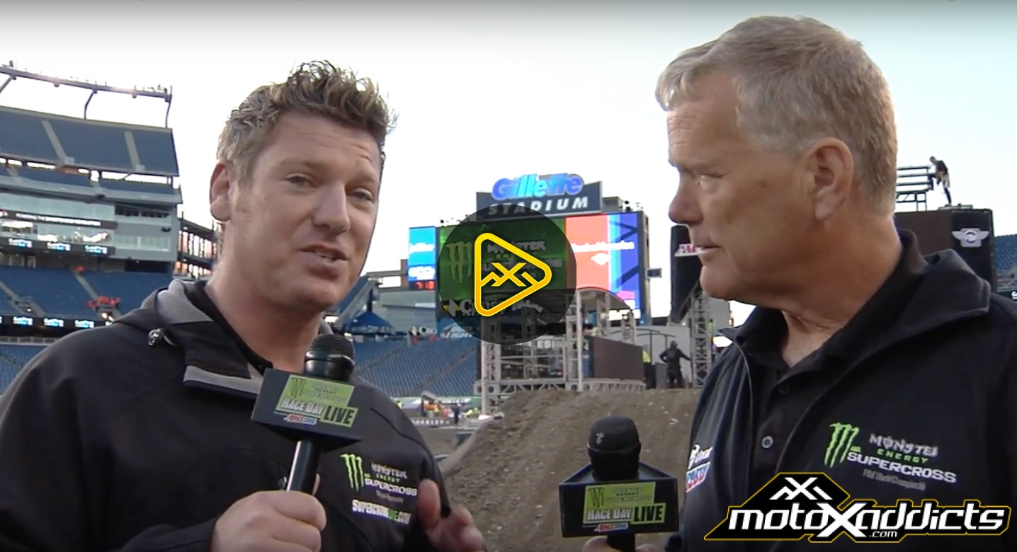 2016 Foxborough SX Official Post-Show