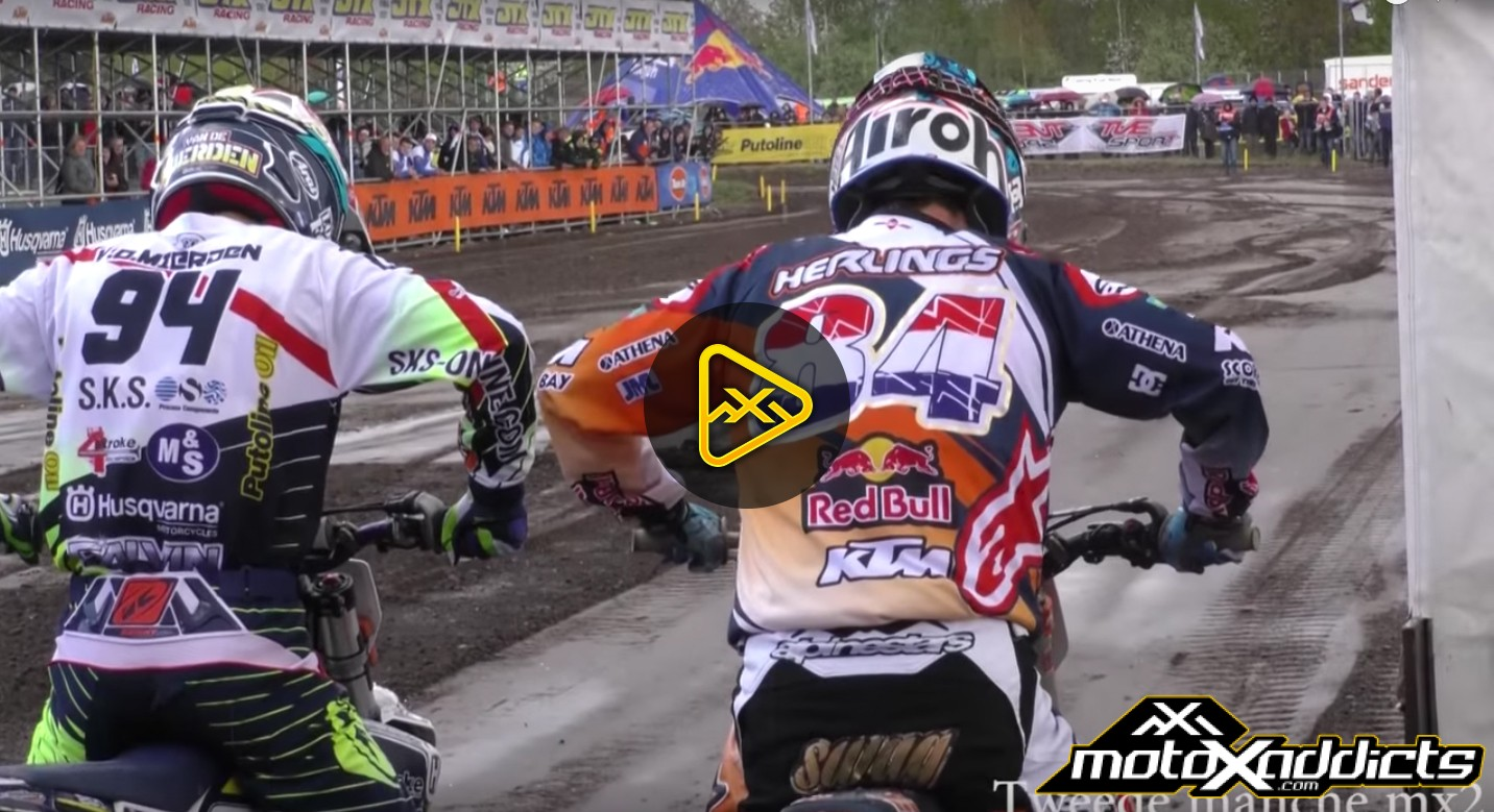 Dutch Masters MX2 Championship Highlights – Ft. Jeffrey Herlings