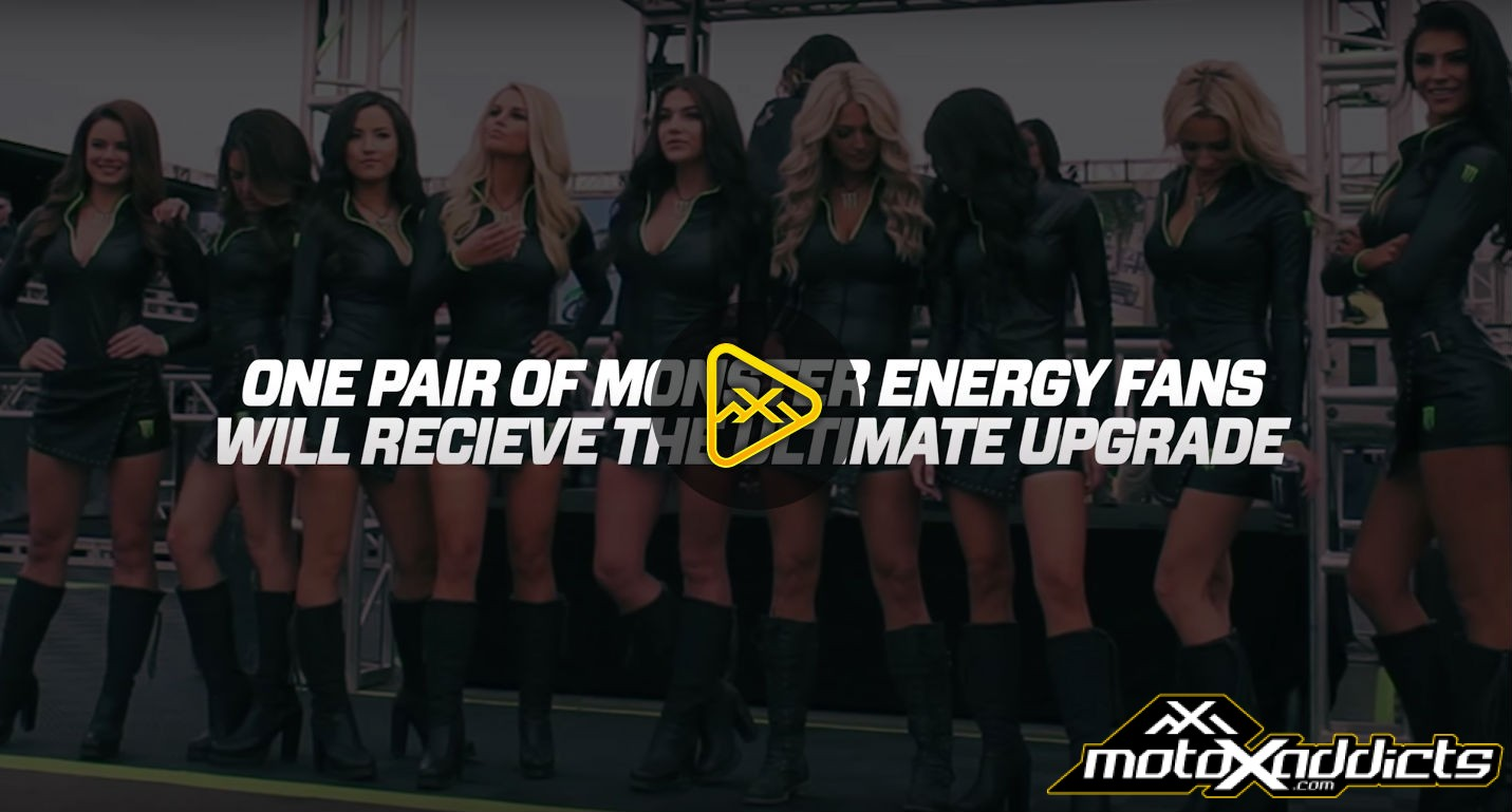 Monster Energy Can Redemption – One Millionth Can