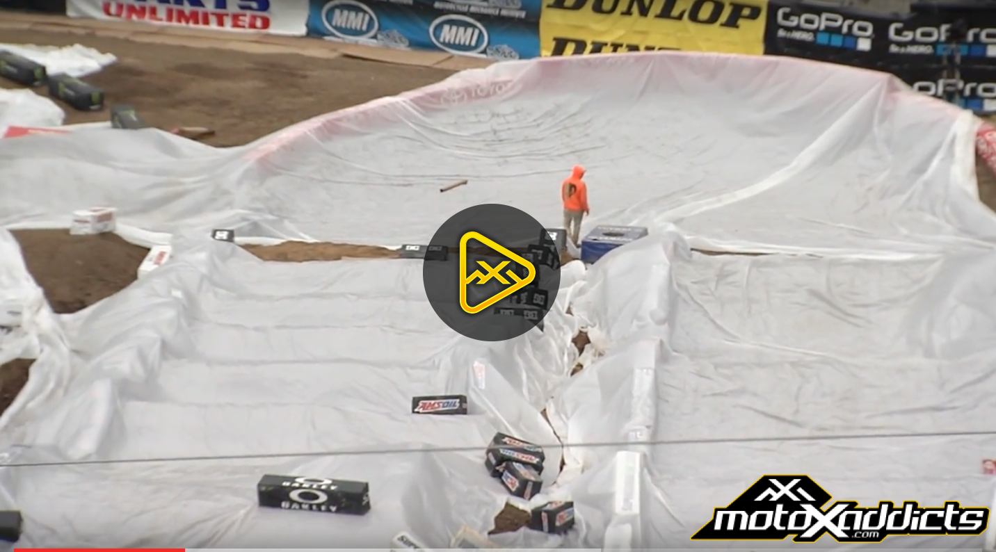 Track Feature: 2016 East Rutherford SX Circuit