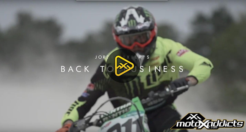 Jordi Tixier – Back To Business