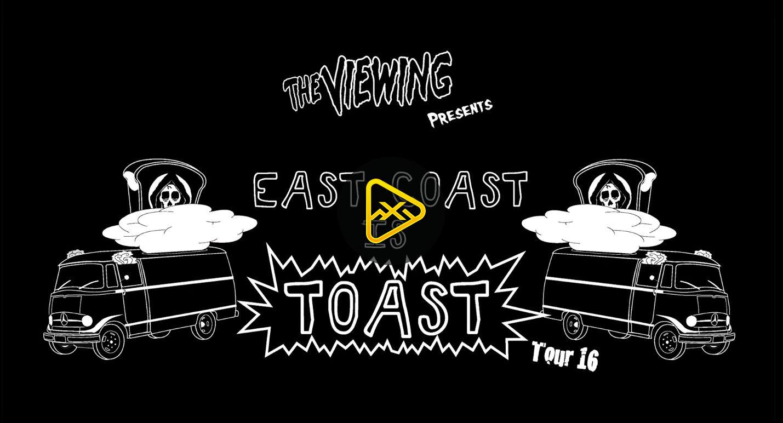 East Coast in Toast – Featuring Durham & Bereman – Ep 9