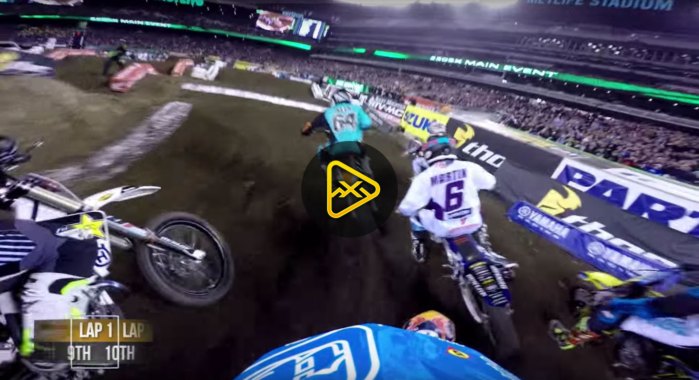 GoPro: Alex Frye Main Event 2016 East Rutherford SX