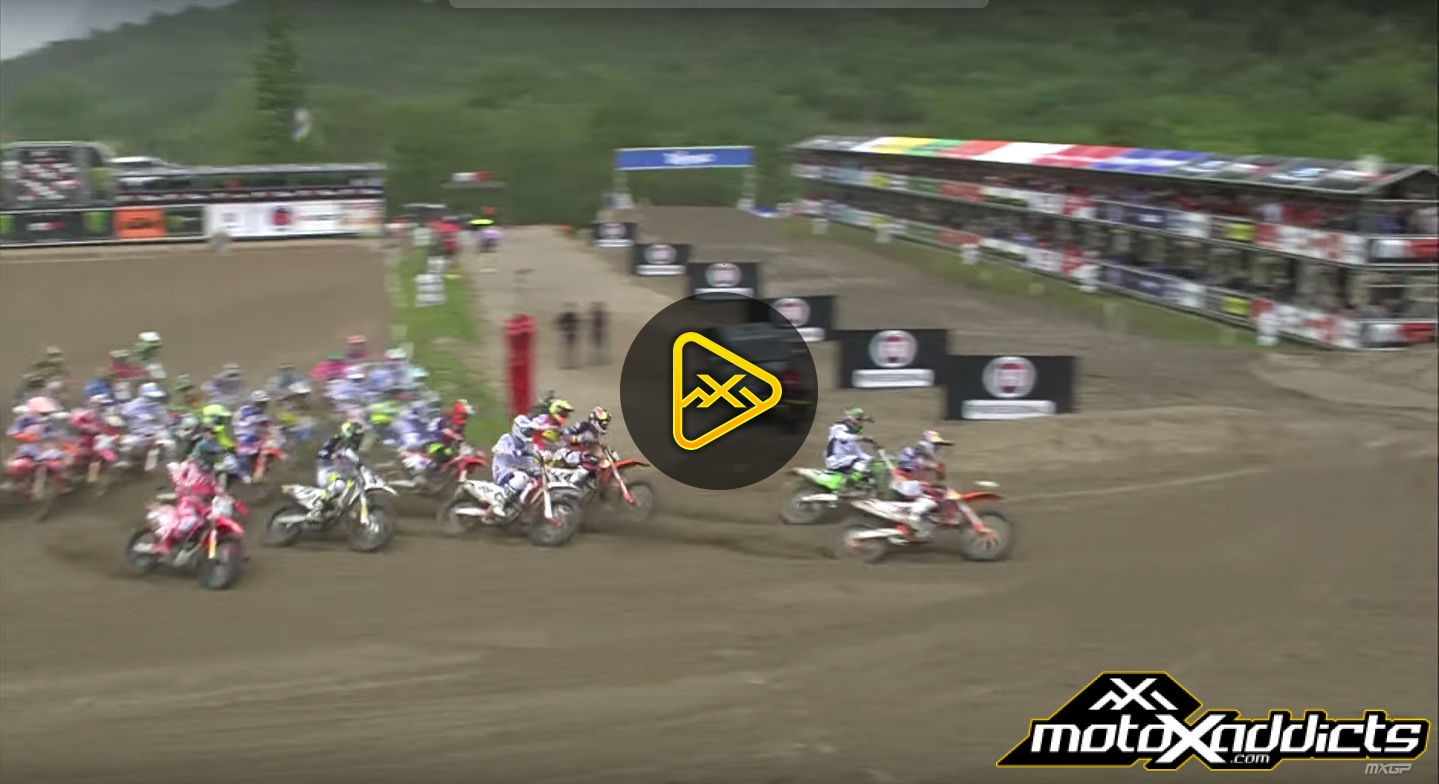 MX2 Qualifying Race Highlights – 2016 MXGP of Trentino