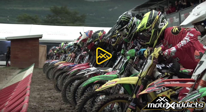 MXGP Qualifying Race Highlights – 2016 MXGP of Trentino