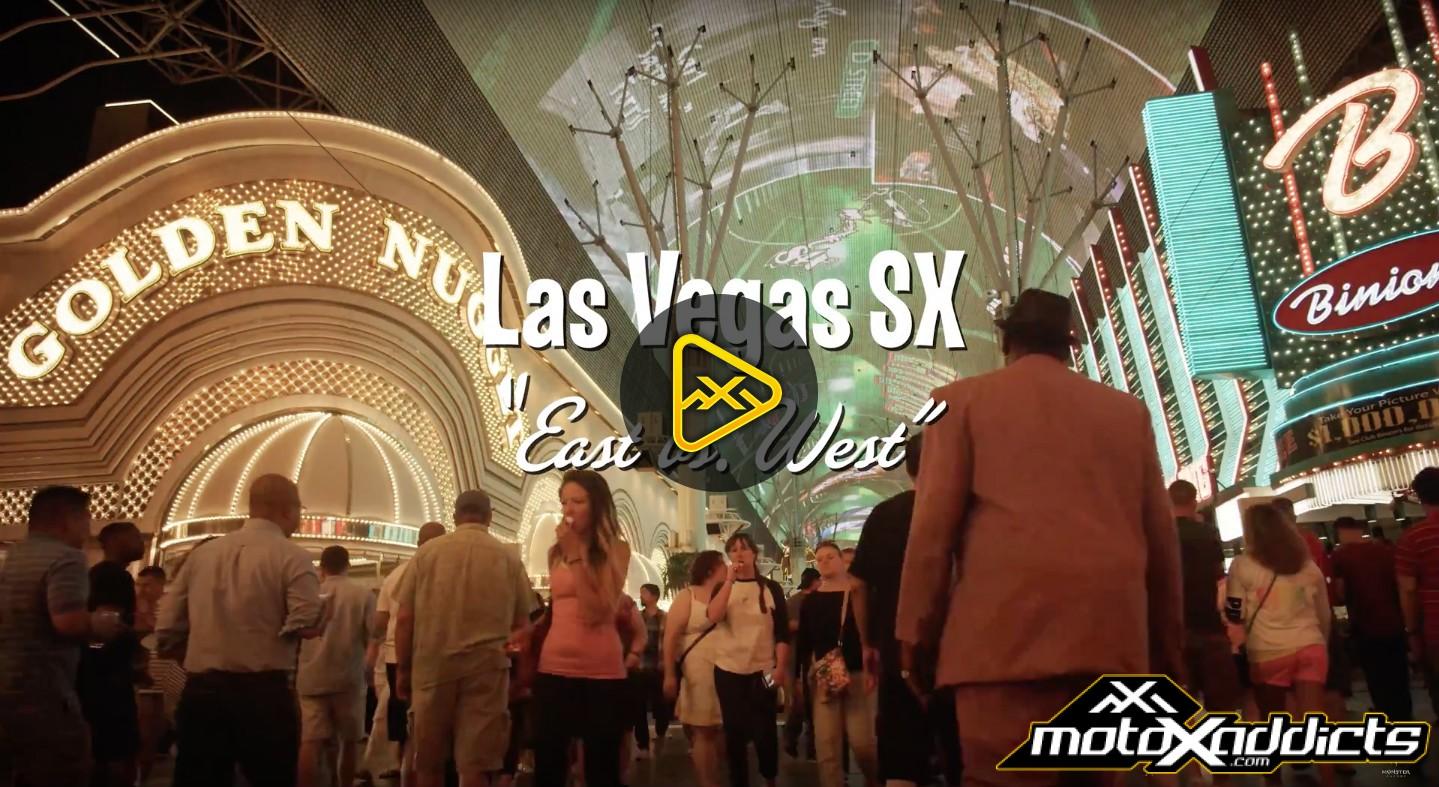 2016 Las Vegas Supercross – Dirt Shark Highlights