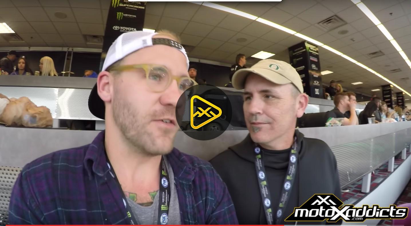 Inside Track: 2016 Las Vegas Supercross