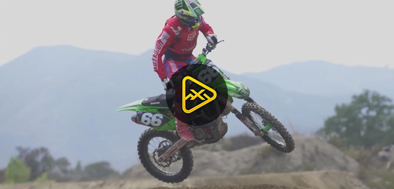 2016 Motocross Prep: Arnaud Tonus, Ready for Hangtown?