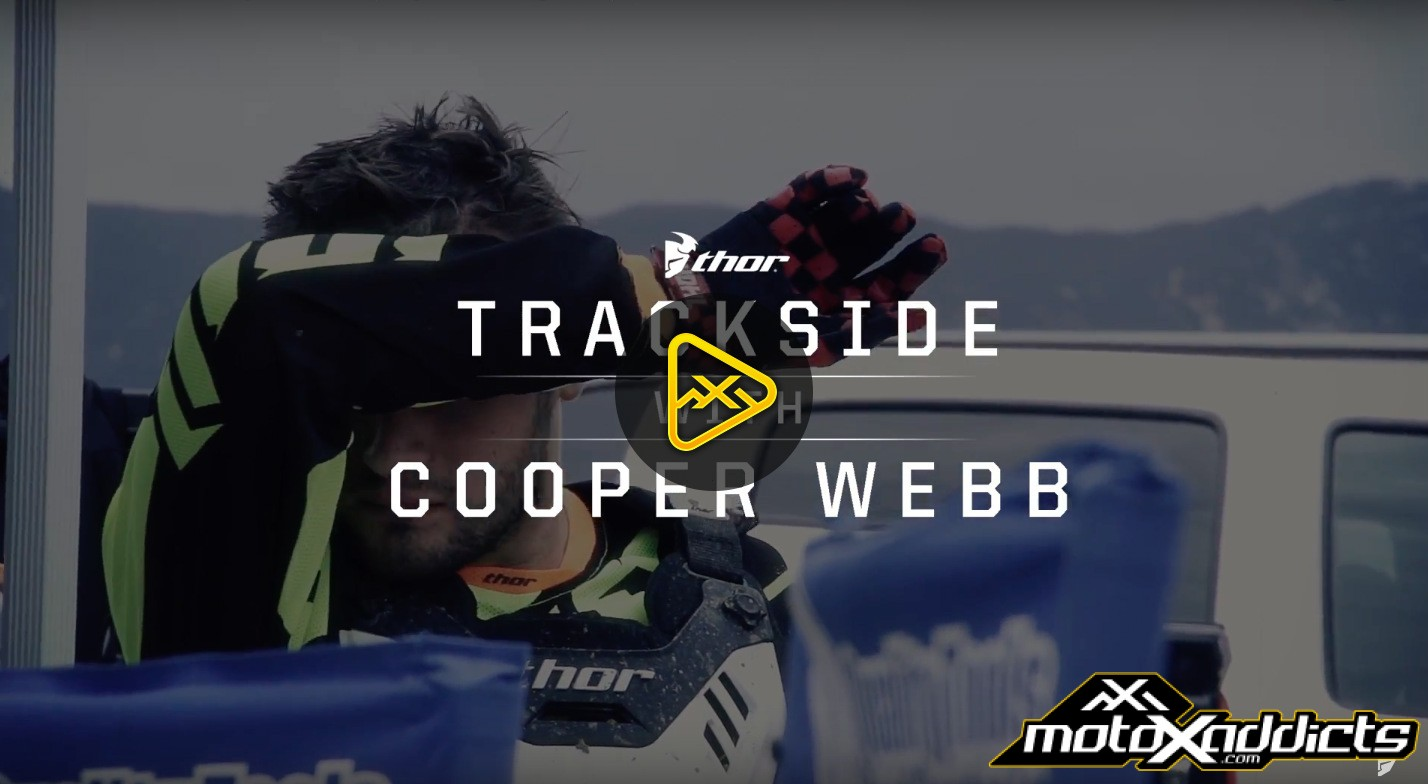 Trackside with Cooper Webb (Vegas & Hangtown)