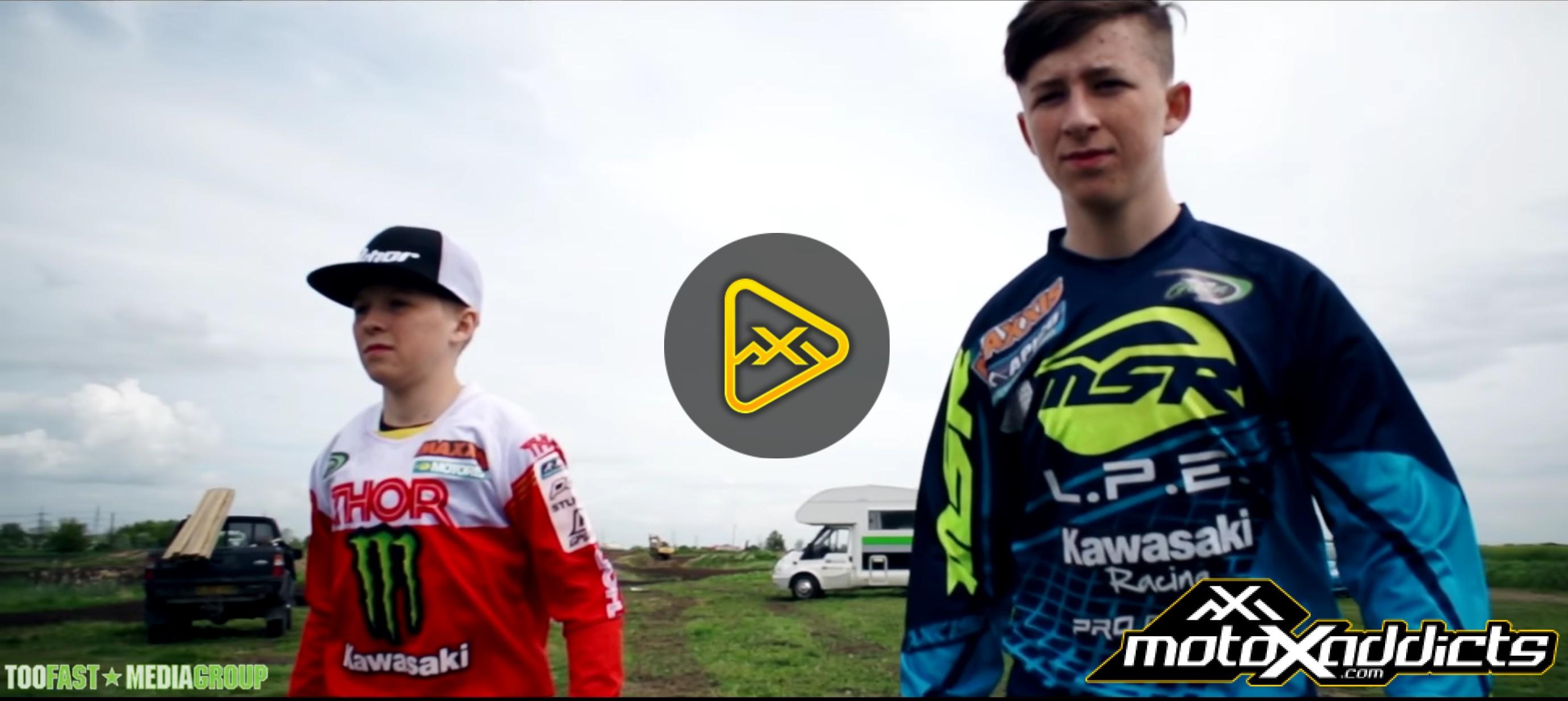 Motocross – The (European) Prodigies 2