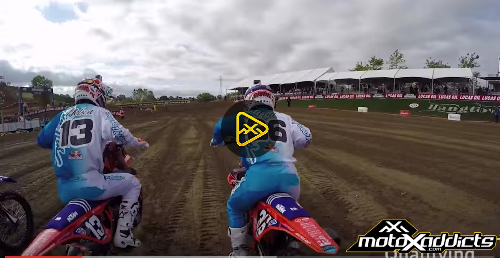 Behind the Scenes : TLD / KTM at Hangtown Classic