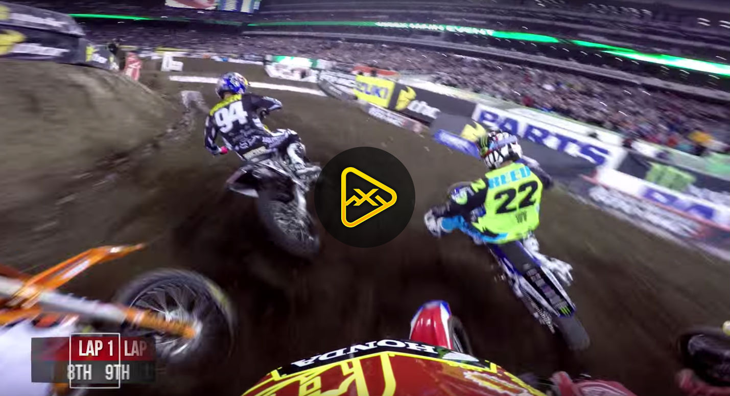 GoPro: Cole Seely Main Event 2016 East Rutherford SX