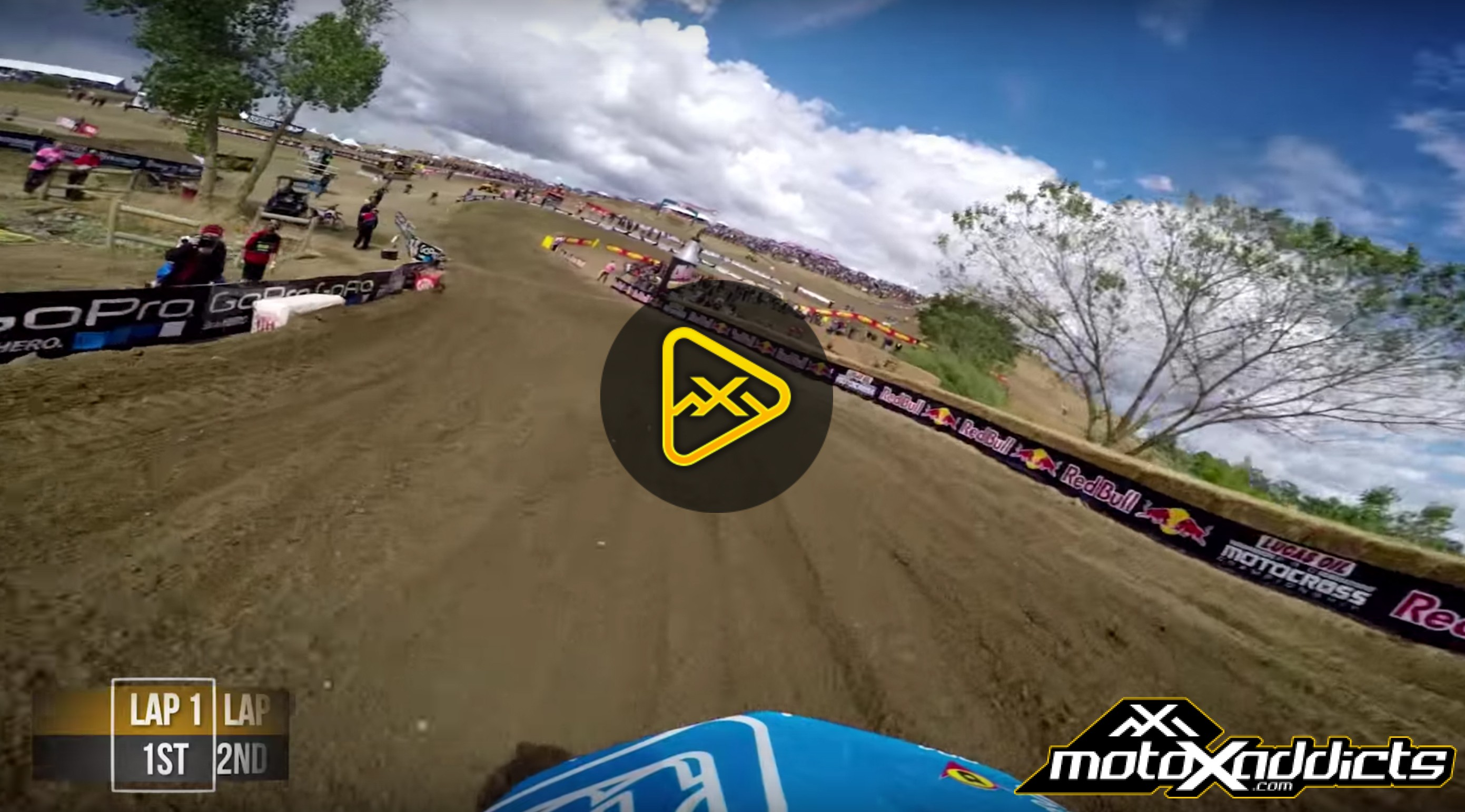 GoPro: Jessy Nelson Moto 2 at 2016 Hangtown National