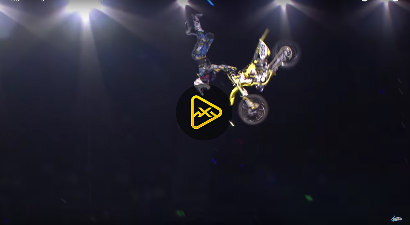Biggest Night in FMX History! – Pastrana Reignites the Fire