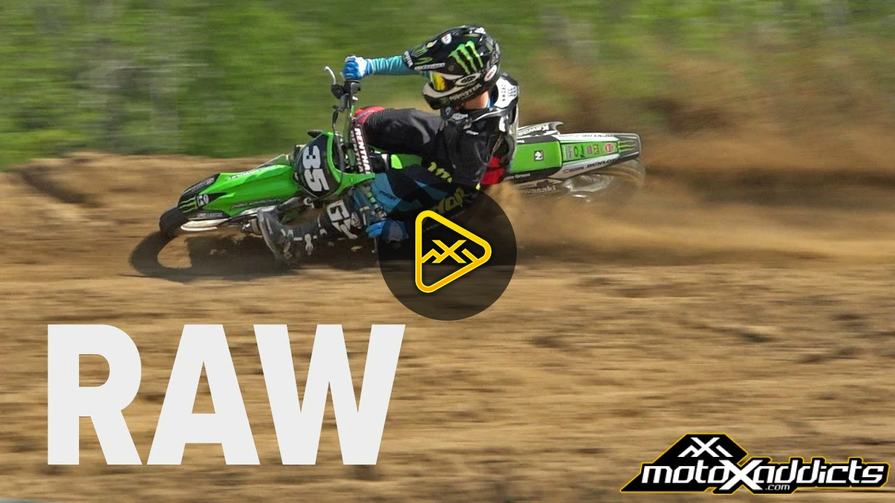 """Joey Crown """"Ripping the 125""""  at Baja Acres"""