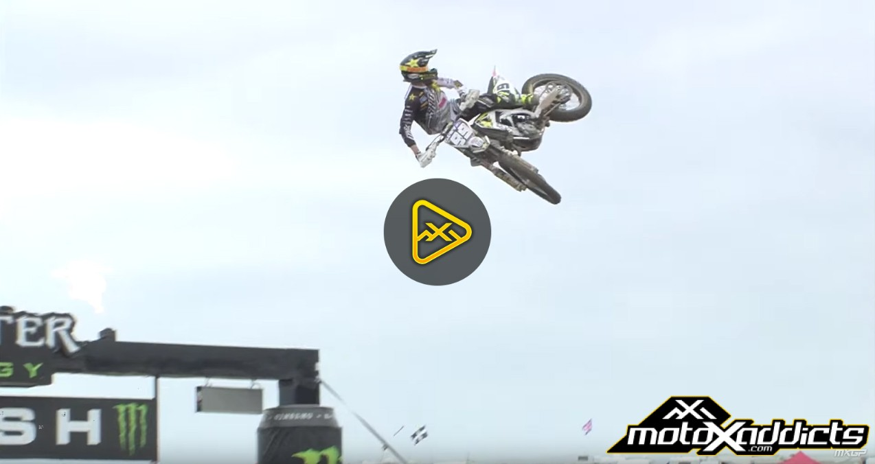 MX2 Qualifying Highlights – 2016 MXGP of Great Britain
