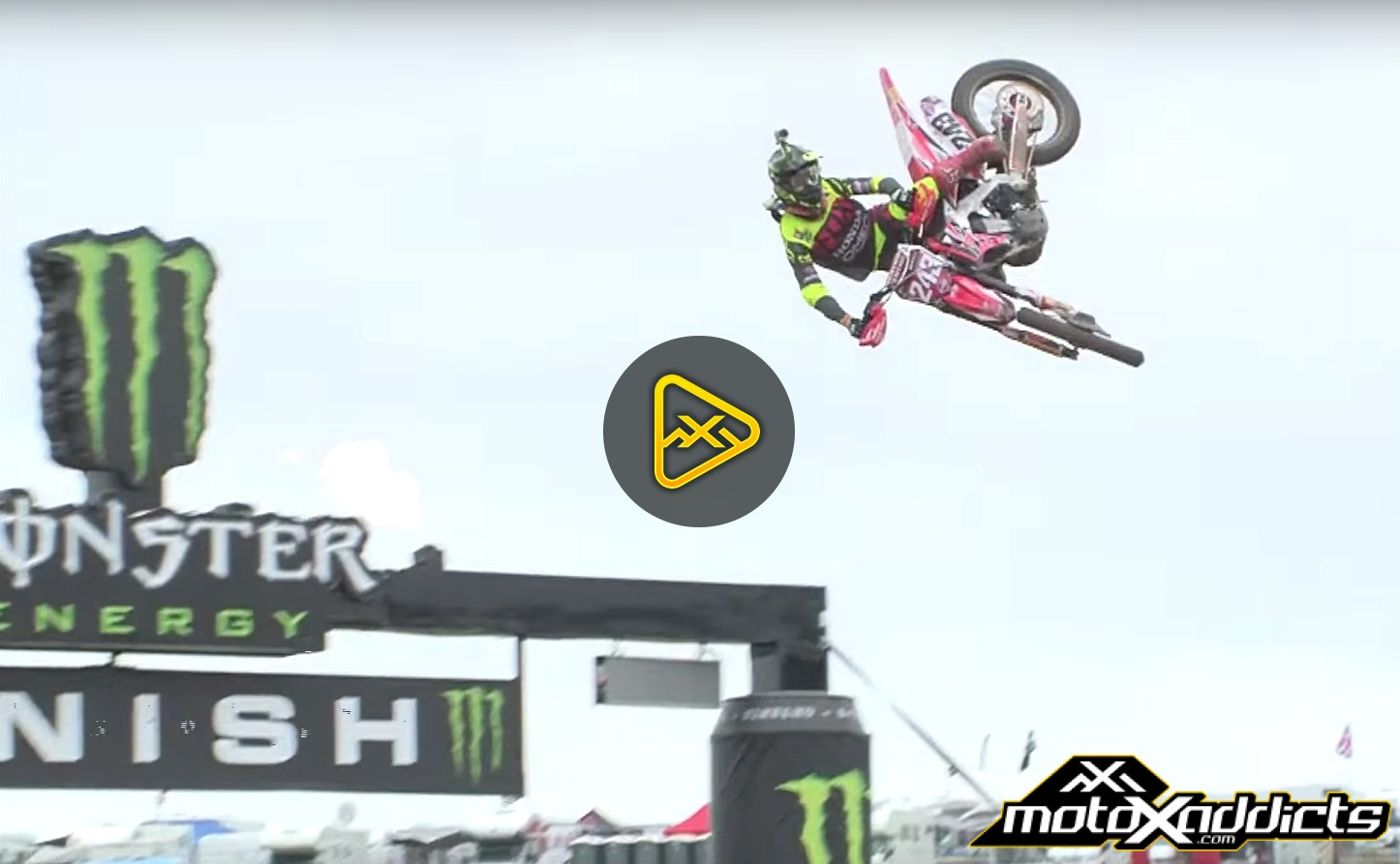 MXGP Qualifying Highlights – 2016 MXGP of Great Britain