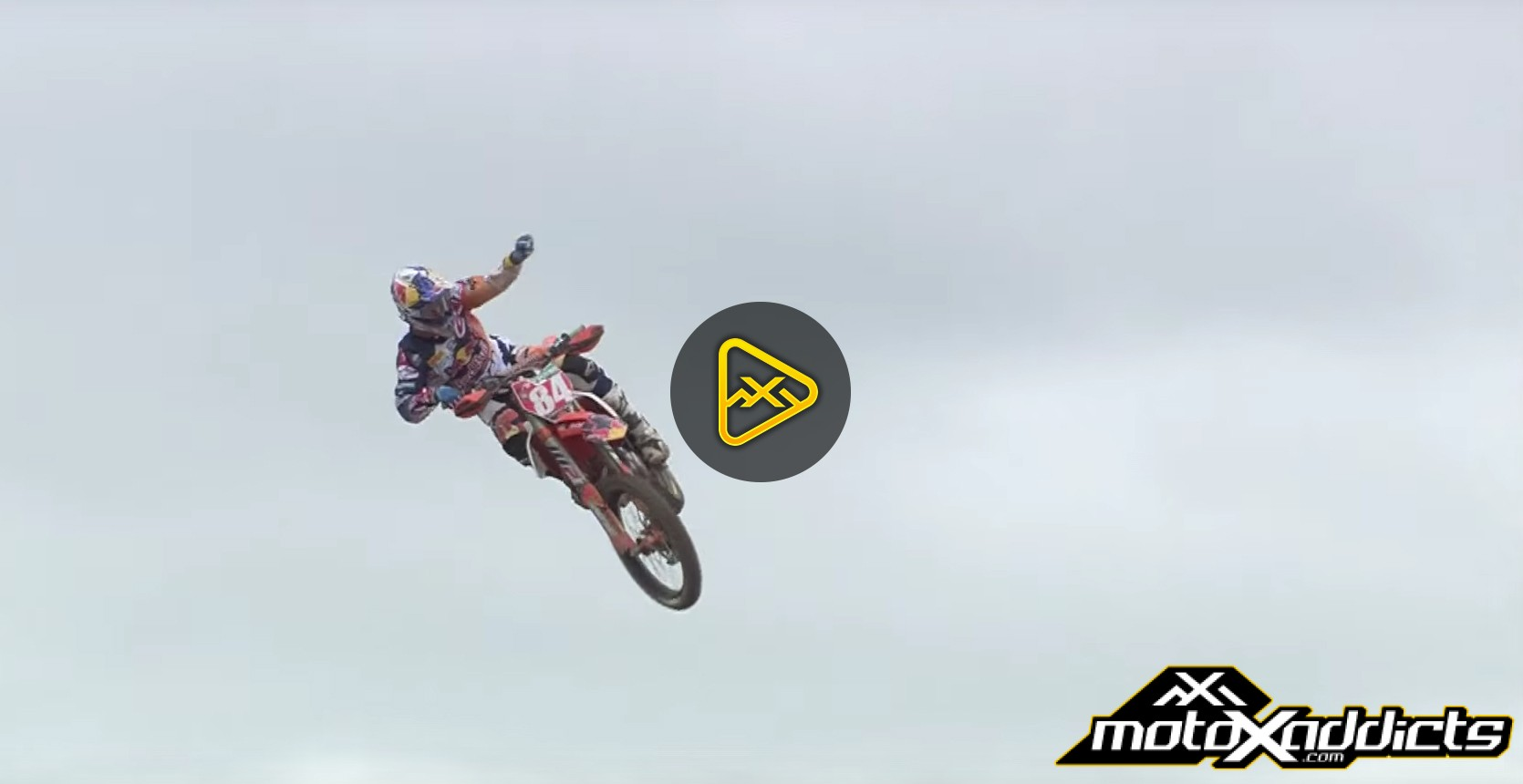 2016 MXGP of Great Britain – MXGP and MX2 Highlights