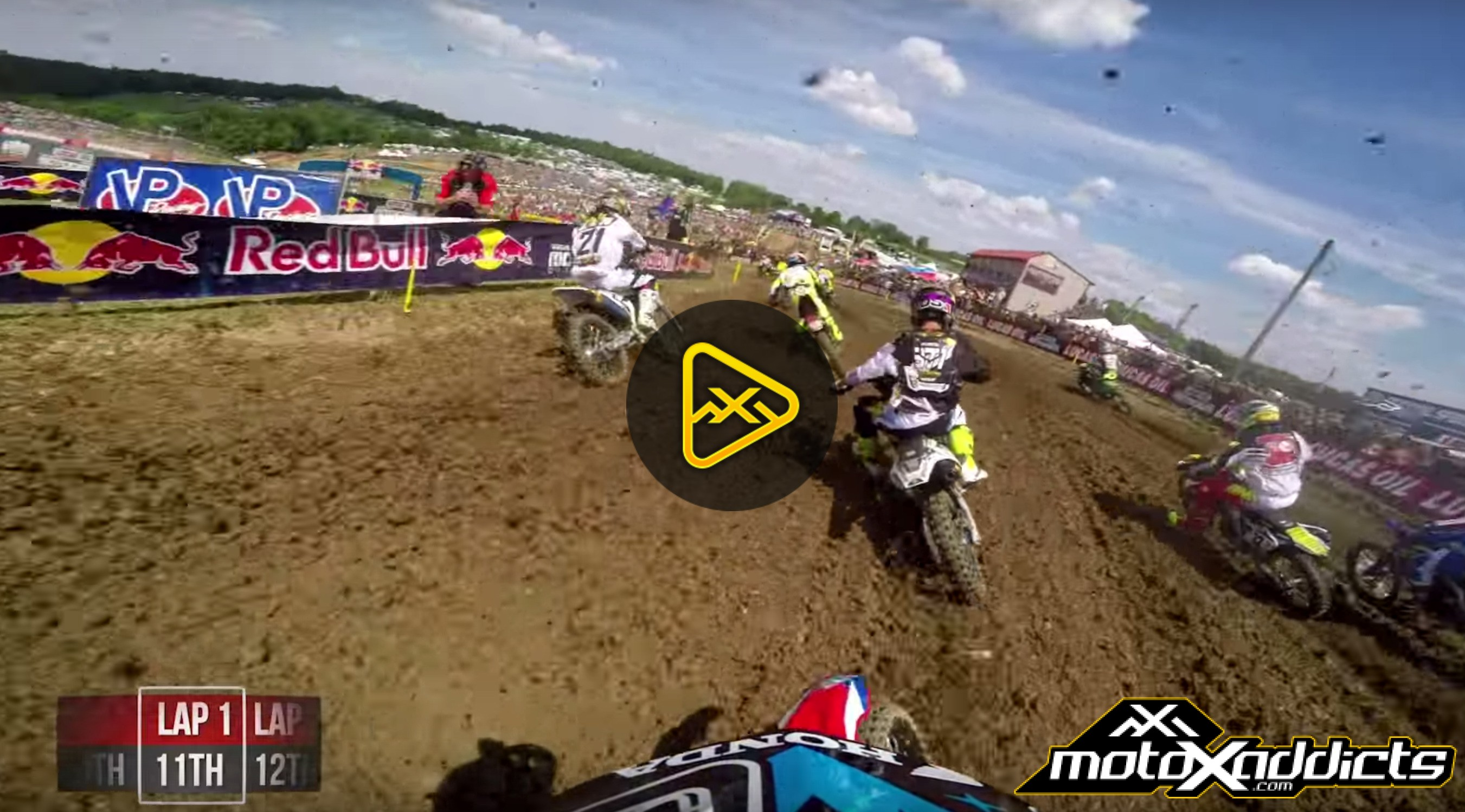 GoPro Helmet Cam: Cole Seely at 2016 High Point National