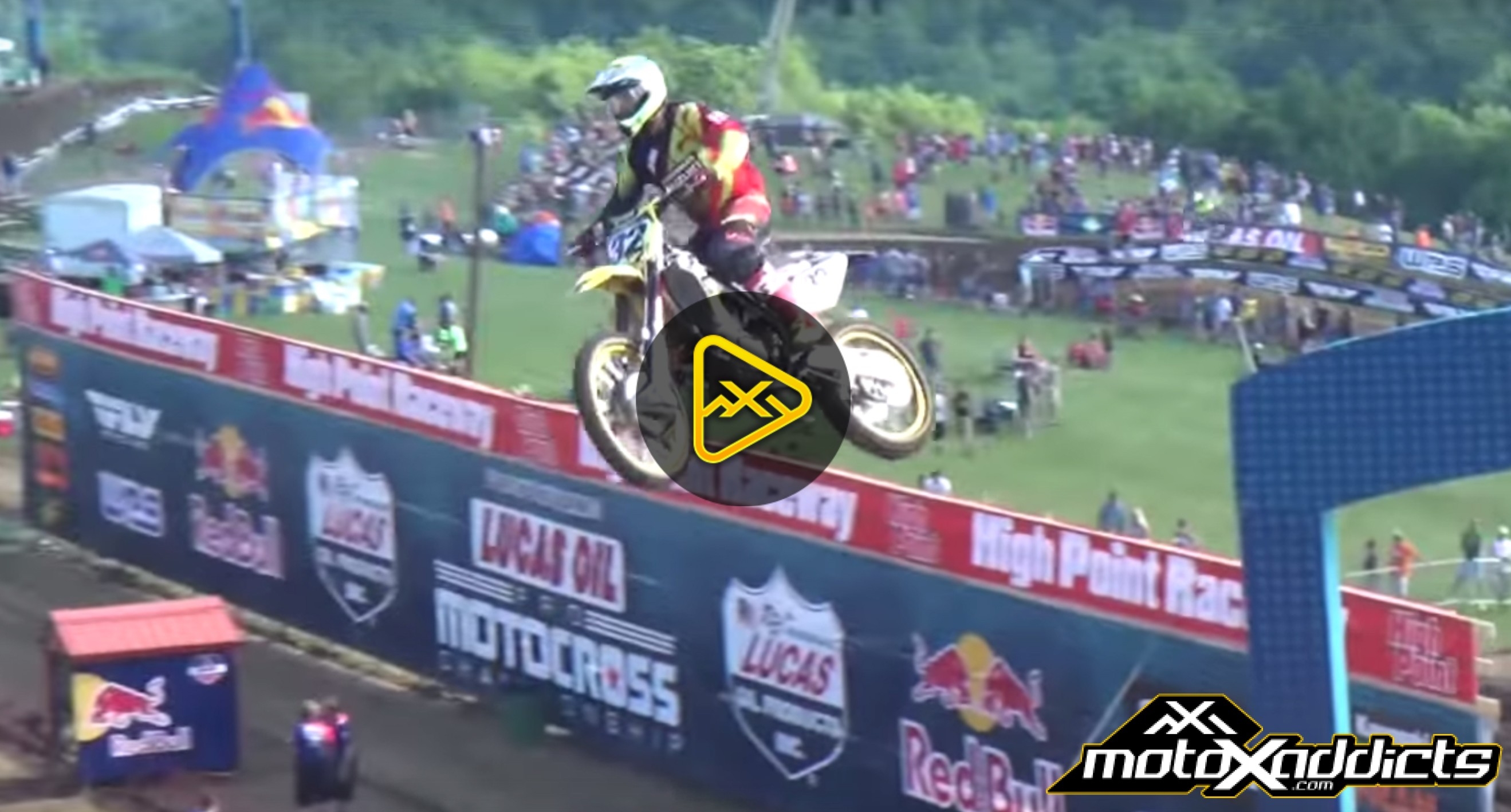 Behind the Scenes with Yoshimura Suzuki at 2016 High Point National