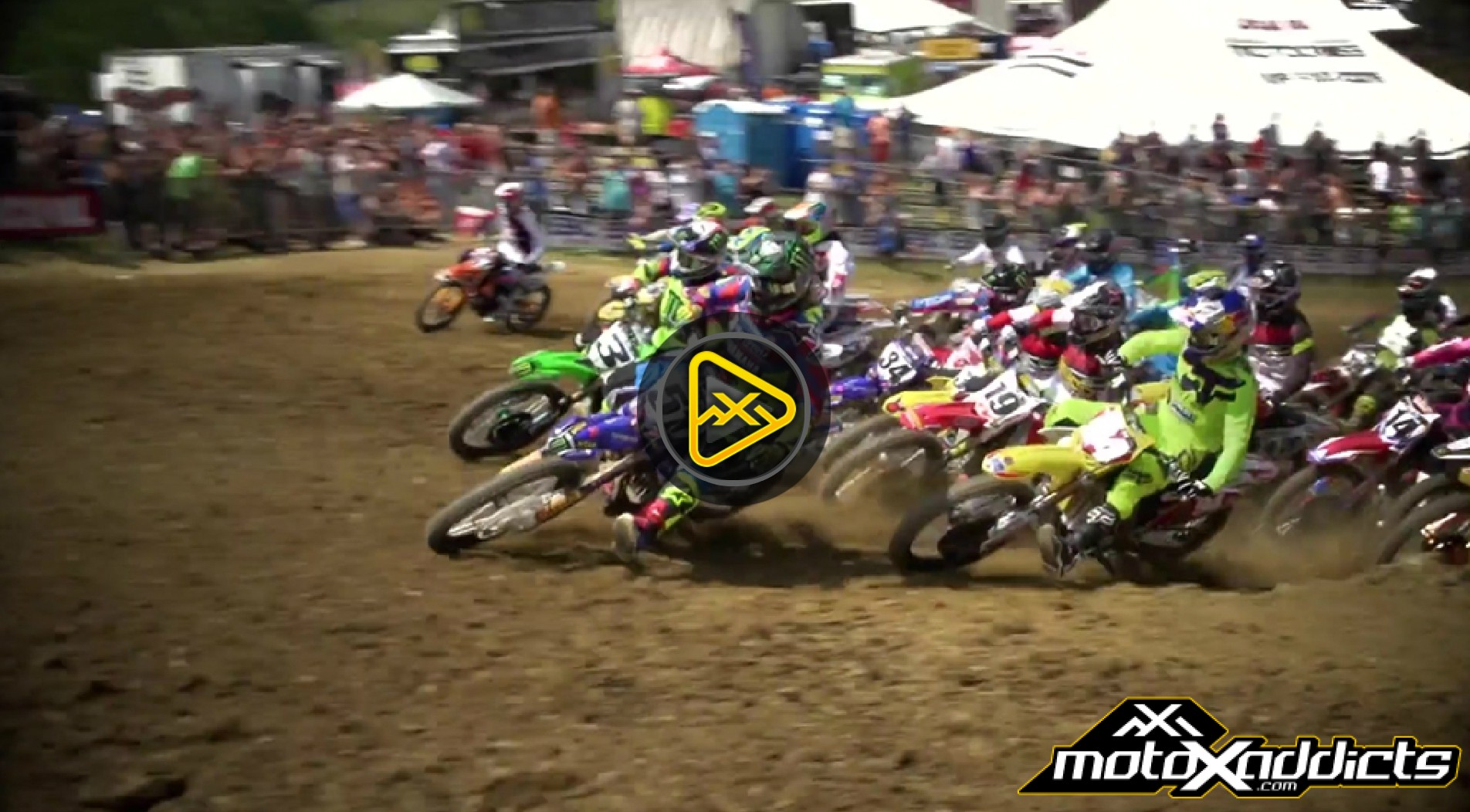 Watch All 4 Motos of 2016 Tennessee National in Full