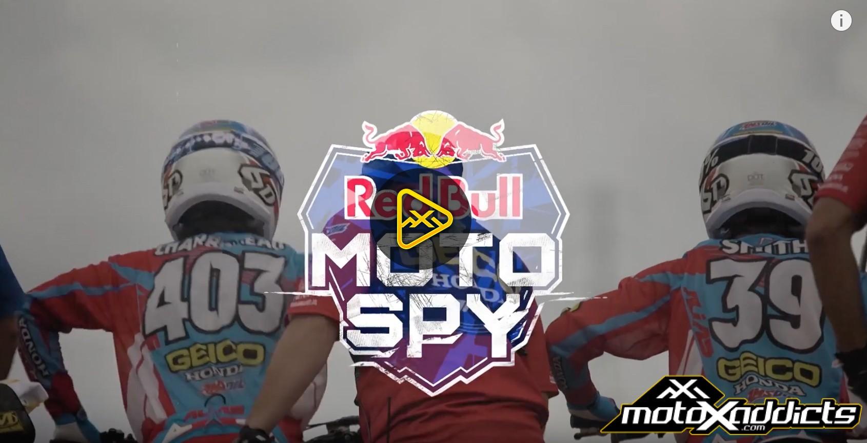 Moto Spy: Tristan Charboneau's First Pro Motocross Race