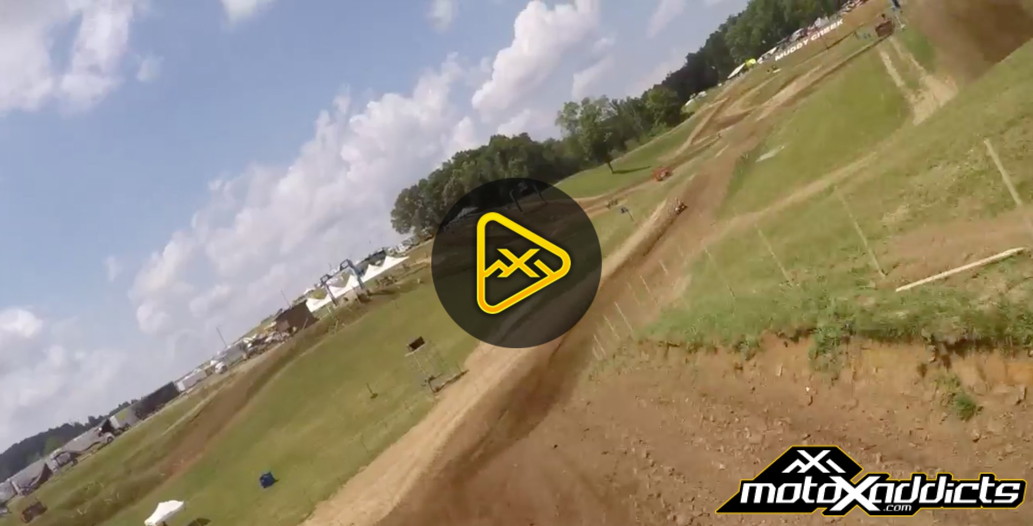 Helmet Cam: A Lap with Zach Osborne at Tennessee National