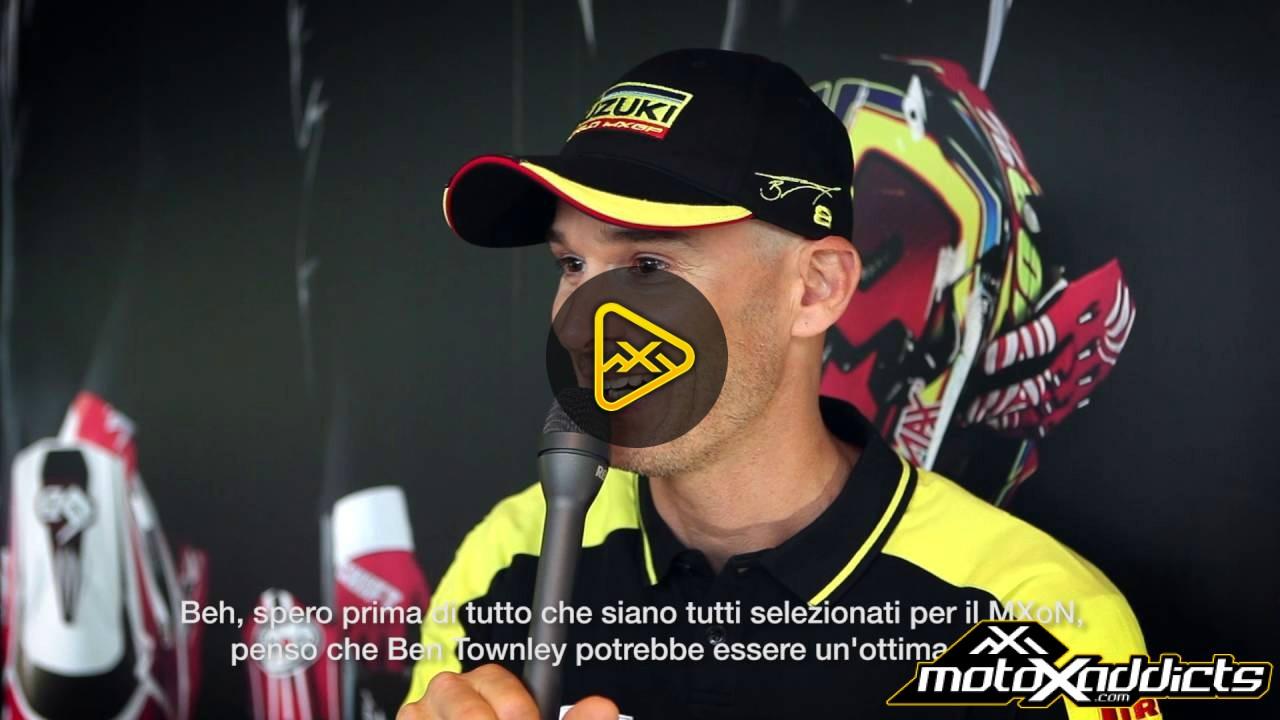 Stefan Everts Talks Motocross of Nations