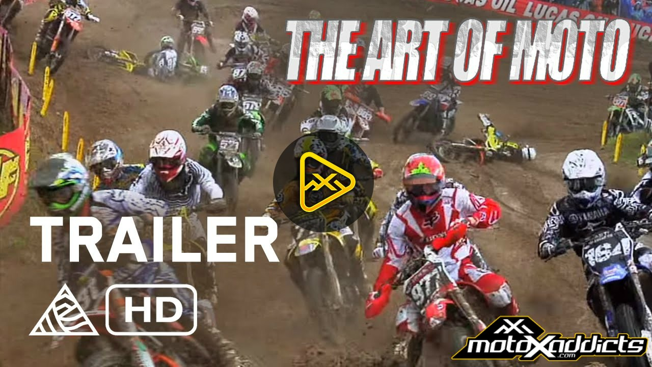 The Art of Moto – Ricky Carmichael, Trey Canard, Nick Wey – Official Trailer
